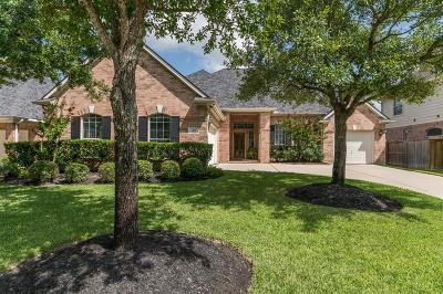 Magnolia, Montgomery, Shenandoah, Tomball, Spring Single Family Home For Sale: 1611 Noble Pointe Drive