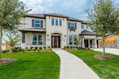 Fulshear Single Family Home For Sale: 28311 Cave Springs Lane