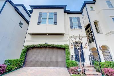 Houston Single Family Home For Sale: 1839 Wrenwood Lakes