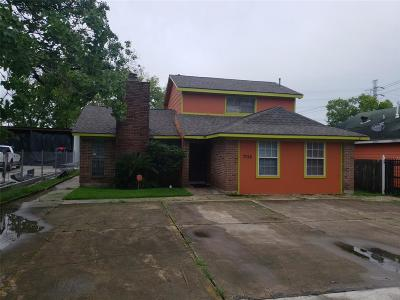 Single Family Home For Sale: 7725 Pardee Street