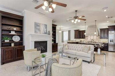 The Woodlands Single Family Home For Sale: 10 Moatwood Court