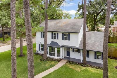 Memorial Single Family Home For Sale: 12703 Old Oaks Drive