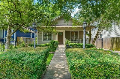 Houston Single Family Home For Sale: 311 W 23rd Street