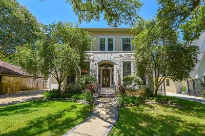 Bellaire Single Family Home For Sale: 4716 Linden Street