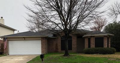 Spring Single Family Home For Sale: 2711 Fox View Circle