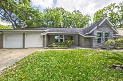 Houston Single Family Home For Sale: 3818 Gardendale Drive