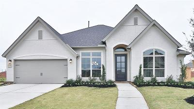 Richmond Single Family Home For Sale: 22727 Moore Point Lane
