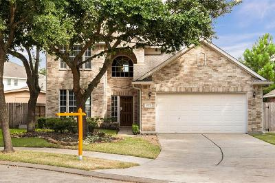 Tomball Single Family Home For Sale: 11722 Mesa Wells Drive
