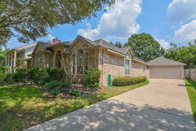 Missouri City Single Family Home For Sale: 8019 Meadow Pond