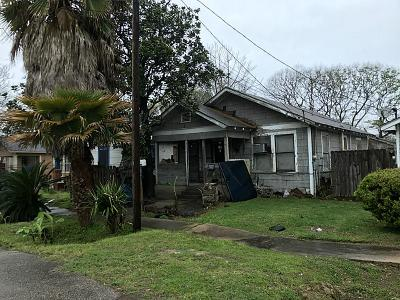 Galveston County, Harris County Single Family Home For Sale: 4217 Coke