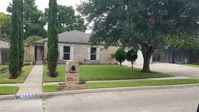 Houston Single Family Home For Sale: 10506 Elmsworth Drive