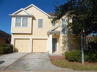 Houston TX Single Family Home For Sale: $239,900