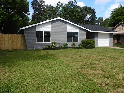 Single Family Home For Sale: 3007 W T C Jester Boulevard
