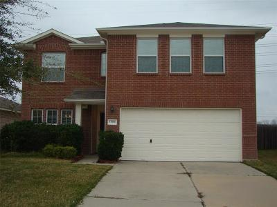 Sugar Land Single Family Home For Sale: 13806 Bonnetbriar