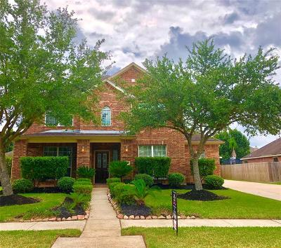 Deer Park Single Family Home For Sale: 2337 Pine Brook Drive