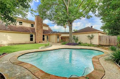 Houston Single Family Home For Sale: 1607 Cherry Ridge Drive