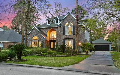 The Woodlands Single Family Home For Sale: 7 Gate Hill Drive
