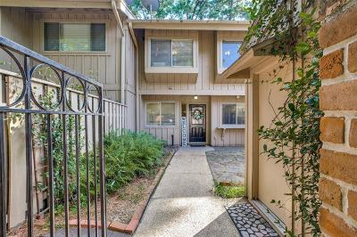 The Woodlands Condo/Townhouse For Sale: 2166 E Settlers Way