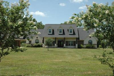 Fulshear Single Family Home For Sale: 6531 Pool Hill Road