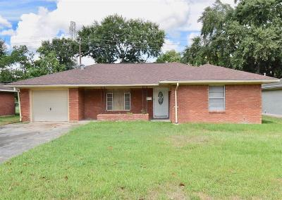 Houston Single Family Home For Sale: 910 W 31st Street