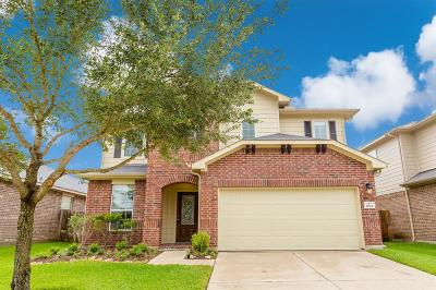 Katy Single Family Home For Sale: 2822 Lakecrest River Drive