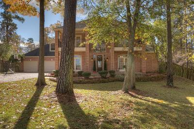 Montgomery Single Family Home For Sale: 18662 West Cool Breeze