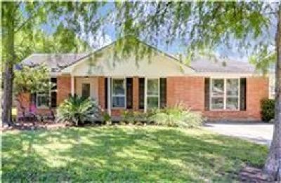 Houston Single Family Home For Sale: 11918 Ashcroft