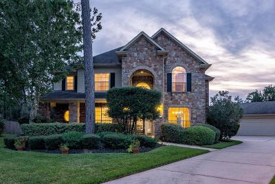 The Woodlands Single Family Home For Sale: 7 Lysander Place
