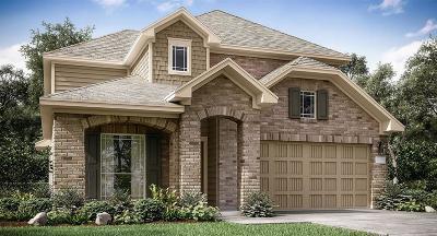 Richmond Single Family Home For Sale: 2731 Blue Mist Bend