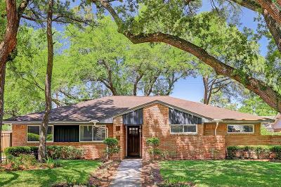 Meyerland Single Family Home For Sale: 5250 Indigo Street