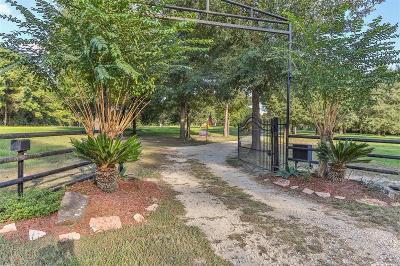 Grimes County Farm & Ranch For Sale: 2092 Fm 1486 Road