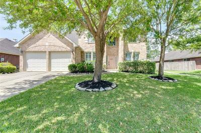Katy Single Family Home For Sale: 26402 Suffield Glen Lane