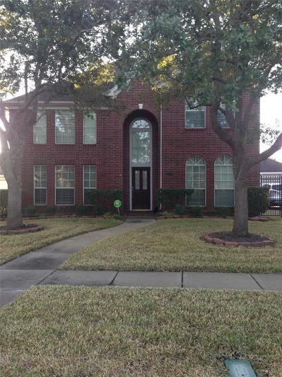 Missouri City Single Family Home For Sale: 4519 Northshore Court