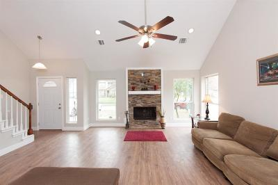 Spring Single Family Home For Sale: 2110 Lexington Woods Drive