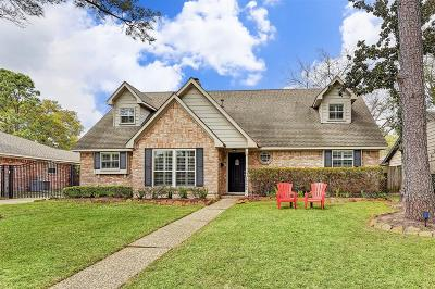 Houston Single Family Home For Sale: 10606 Sugar Hill Drive