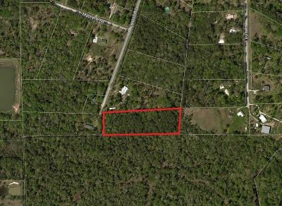 Harris County Residential Lots & Land For Sale: W Irvin Road