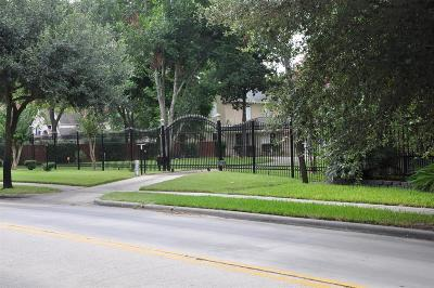 Houston Single Family Home For Sale: 9237 Westview Drive