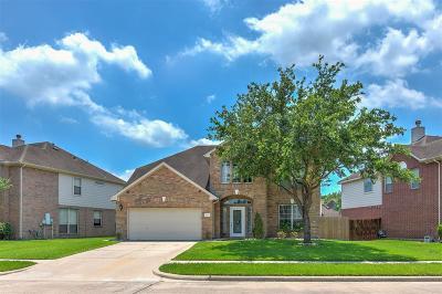 Deer Park Single Family Home For Sale: 2257 Robinwood Drive