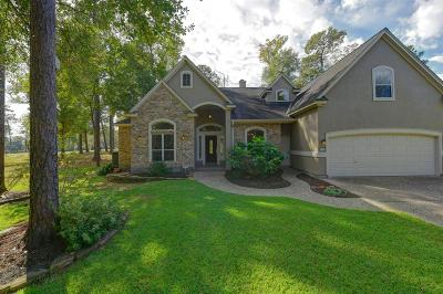 Conroe Single Family Home For Sale: 357 Bay Hill Lane