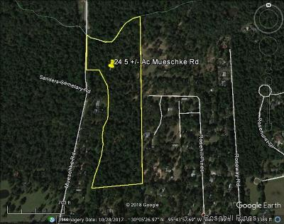 Tomball Farm & Ranch For Sale: Mueschke Road