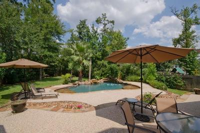 The Woodlands Single Family Home For Sale: 14 Cordella Place