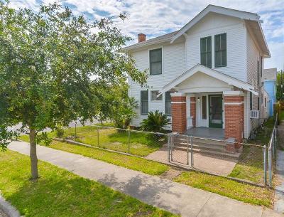 Single Family Home For Sale: 901 Winnie