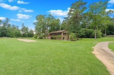 Conroe Single Family Home For Sale: 1708 League Line Road