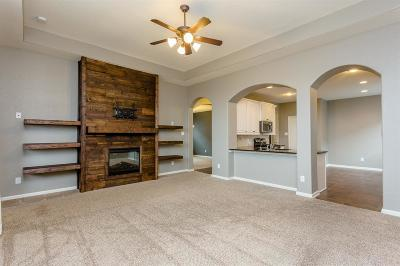 Cypress Single Family Home For Sale: 19331 S Cottonwood Green Lane