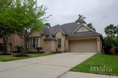 Humble Single Family Home For Sale: 12427 Cedar Breaks Court