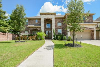 Cypress Single Family Home For Sale: 26322 Sunny Springs Lane