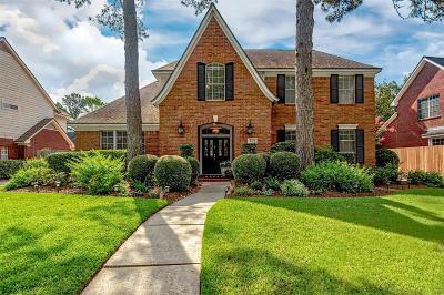 Kingwood Single Family Home For Sale: 4311 Broadleaf Street