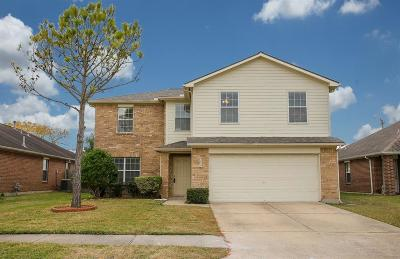 Pearland Single Family Home For Sale: 3210 Adams Street
