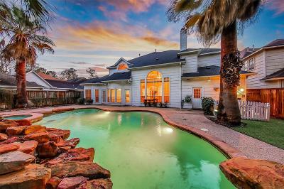 Spring Single Family Home For Sale: 17314 Bonnard Circle