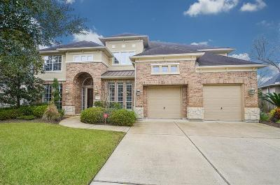 Katy Single Family Home For Sale: 22923 Deforest Ridge Lane